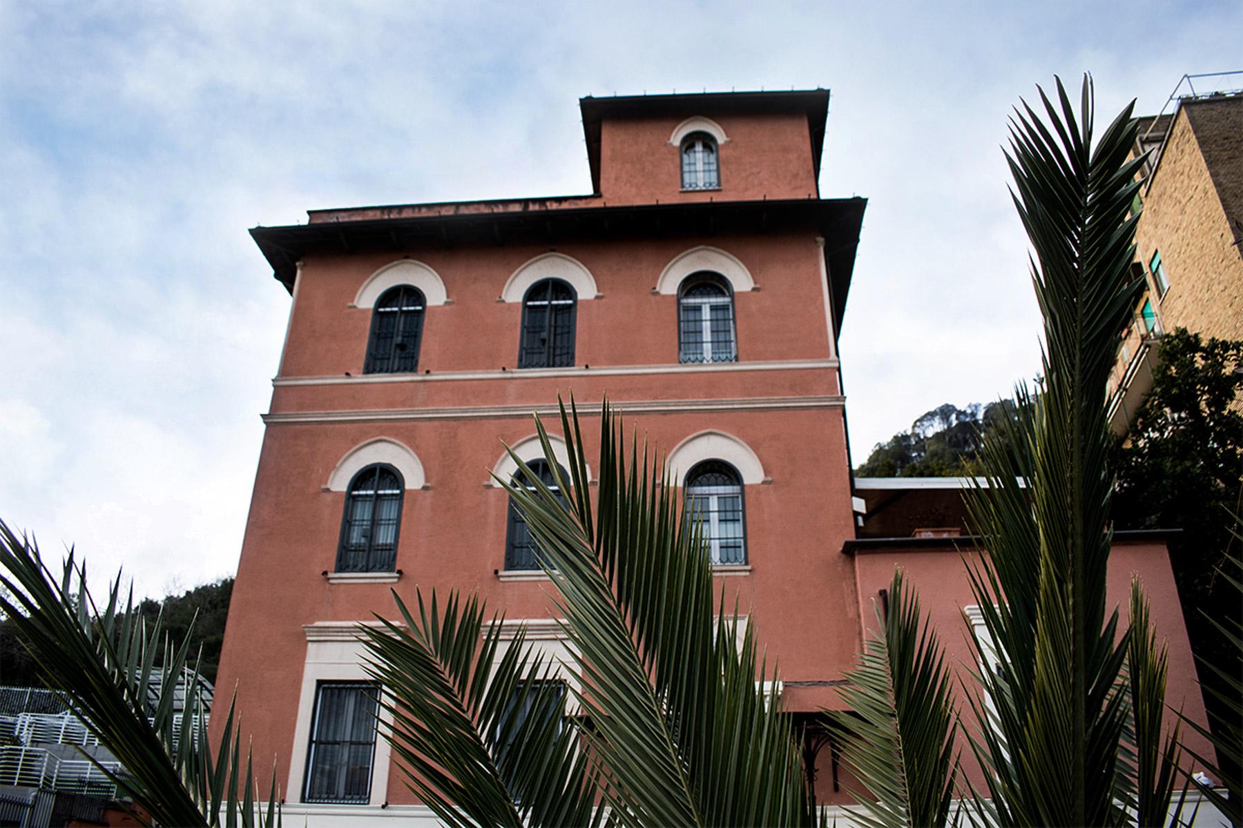 Struttura, edificio della sede a Roma -MMBA