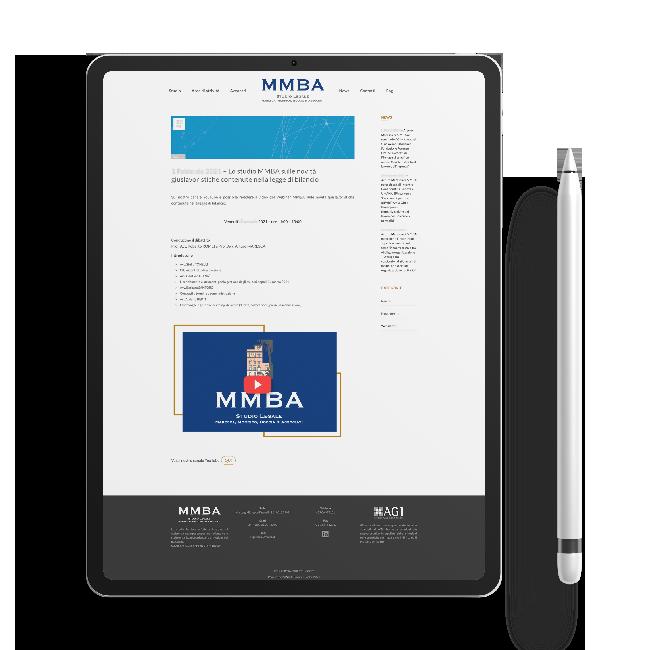 News device - MMBA